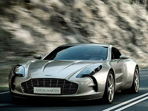 Технические характеристики Aston Martin One-77