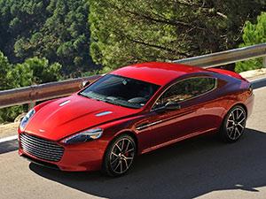 Технические характеристики Aston Martin Rapide
