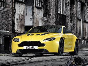 Технические характеристики Aston Martin V12 Vantage V12 Vantage 2013- г.