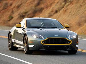Технические характеристики Aston Martin V8 Vantage