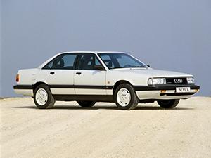 Audi 200 4 дв. седан (44, 44Q)