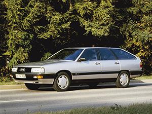 Audi 200 5 дв. универсал Avant (44, 44Q)