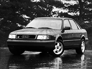 Audi S4 4 дв. седан (4A,C4)