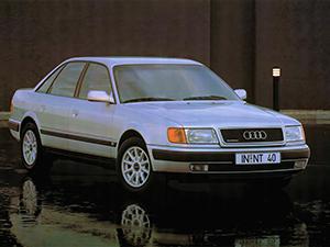 Audi 100 4 дв. седан (4A, C4)