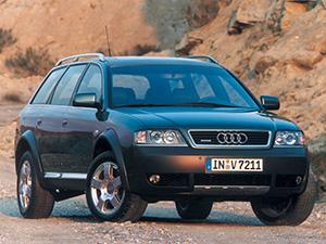 Audi Allroad 5 дв. универсал (4B,C5)