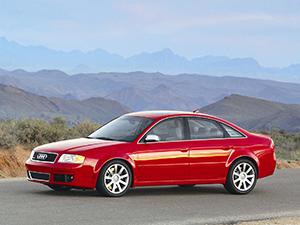 Audi RS6 4 дв. седан (4B,C5)