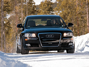 Audi A8 4 дв. седан (4E)