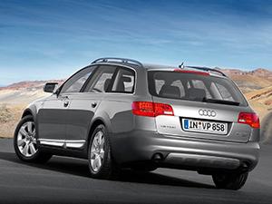 Audi Allroad 5 дв. универсал (4F,C6)