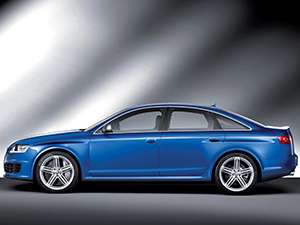 Audi RS6 4 дв. седан (4F,C6)
