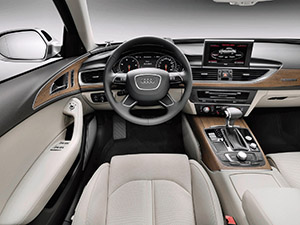 Audi A6 4 дв. седан (4G,C7)