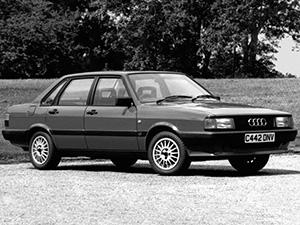 Audi 80 4 дв. седан (81, 85, B2)