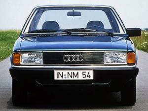 Audi 80 4 дв. седан (81, B2)