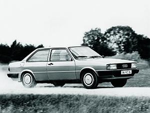 Audi 80 2 дв. седан (81, B2)