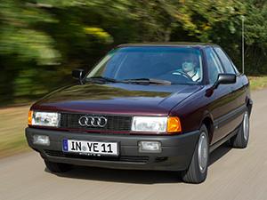 Audi 80 4 дв. седан (89, 89Q, 8A, B3)