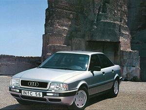 Audi 80 4 дв. седан (8C, B4)