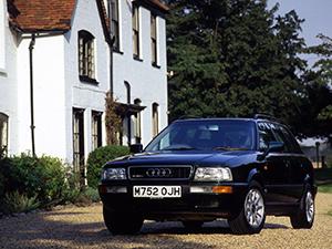 Audi 80 5 дв. универсал Avant (8C, B4)