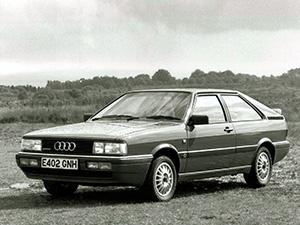 Audi Coupe 2 дв. купе (81, 85)
