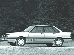 Audi 90 4 дв. седан (81, 85, B2)