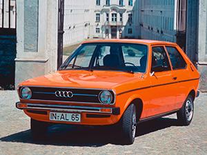 Audi 50 3 дв. хэтчбек (86)