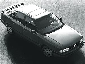 Audi 90 4 дв. седан (89, 89Q, 8A, B3)
