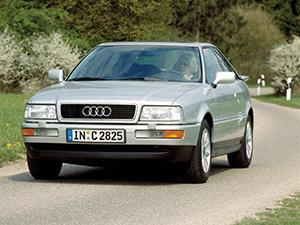 Audi Coupe 3 дв. купе (89, 8B)