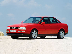 Audi S2 4 дв. седан (8C, B4)