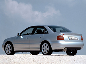Audi S4 4 дв. седан (8D, B5)