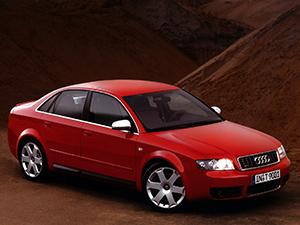 Audi S4 4 дв. седан (8E, B6)