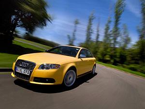Audi S4 4 дв. седан (8E, B7)