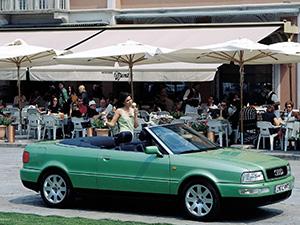 Audi Cabriolet 2 дв. кабриолет (8G)