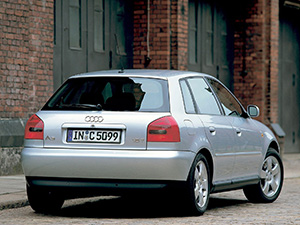 Audi A3 5 дв. хэтчбек (8L)