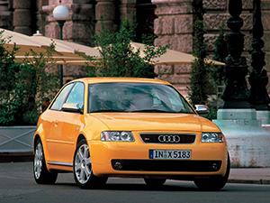 Audi S3 3 дв. хэтчбек (8L)
