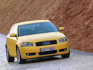 Audi A3 3 дв. хэтчбек (8P)