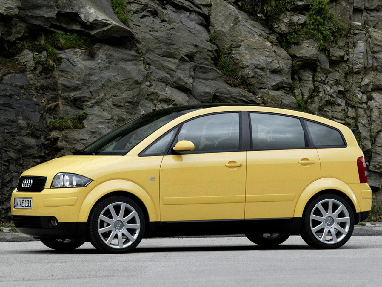 Audi (Ауди) A2 (8Z0) 2000-2005 г.