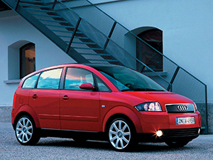 Audi A2 5 дв. хэтчбек (8Z0)