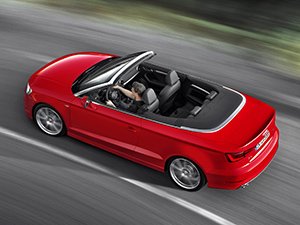 Audi A3 2 дв. кабриолет A3