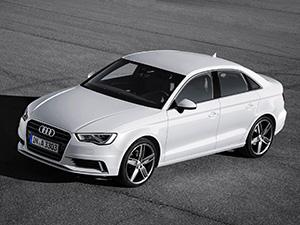 Audi A3 4 дв. седан (8V)