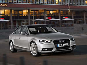 Audi A4 4 дв. седан A4
