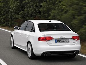 Audi A4 4 дв. седан (8E, B8)