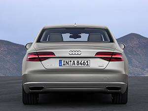 Audi A8 4 дв. седан A8