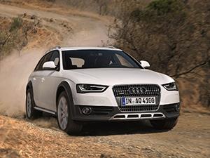 Audi A4 5 дв. универсал Allroad