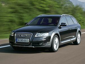 Audi A6 5 дв. универсал Allroad (C6, 4F)