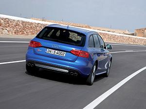 Audi S4 5 дв. универсал Avant
