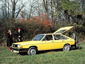 Audi 100 5 дв. хэтчбек Avant (43, C2)