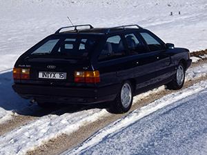 Audi 100 5 дв. универсал Avant (44, 44Q, C3)
