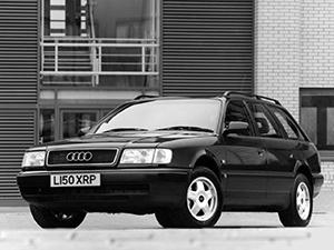 Audi 100 5 дв. универсал Avant (4A, C4)