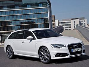 Audi A6 5 дв. универсал Avant (4G,C7)