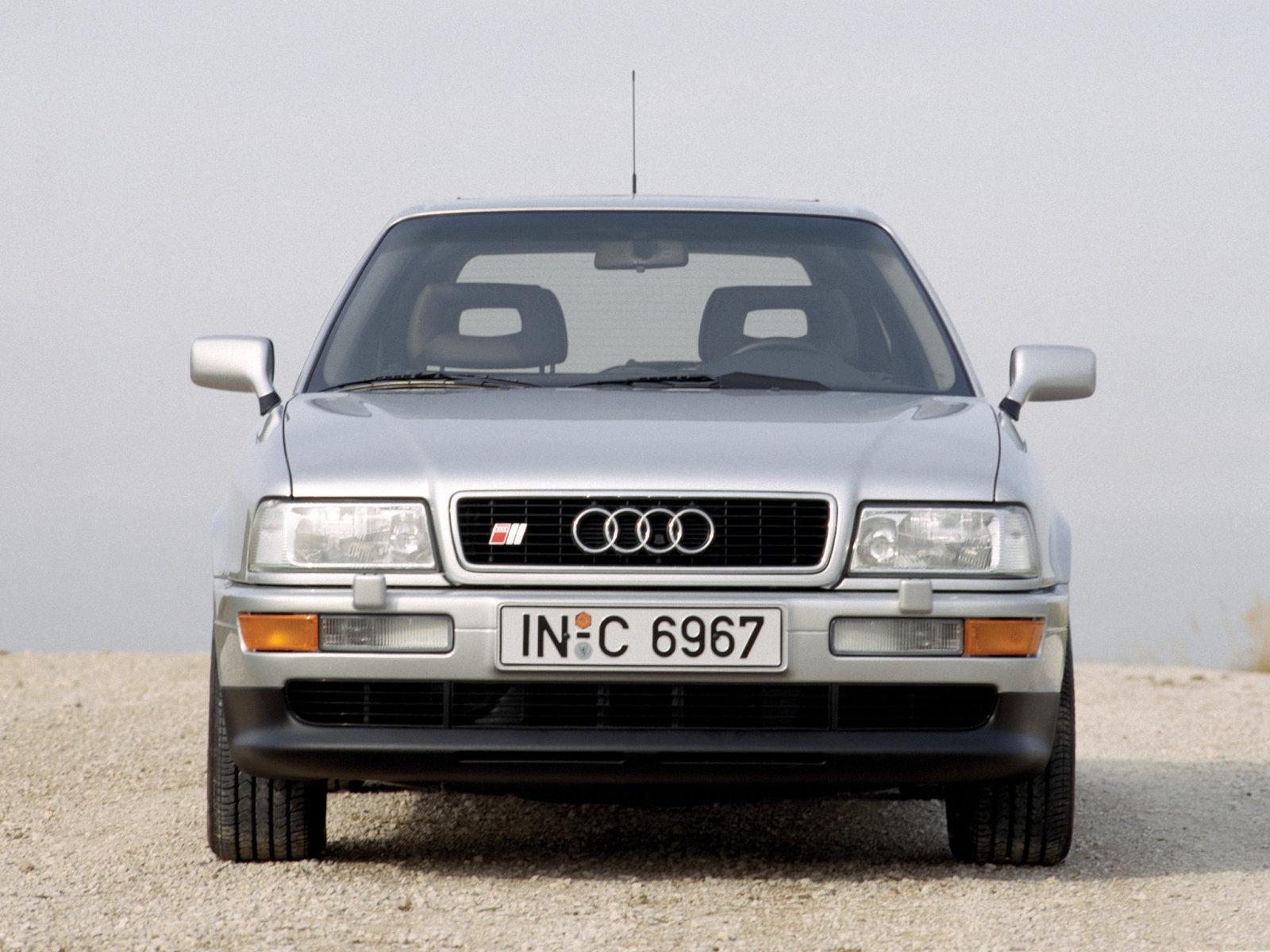 тех характеристика автомобиля audi rs2