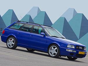 Audi RS2 5 дв. универсал Avant (8C, B4)
