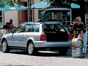 Audi A4 5 дв. универсал Avant (8D, B5)